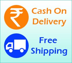 Cash on Delivery & Free Shipping